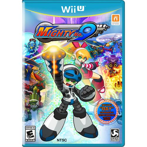 SQUARE ENIX  Mighty No. 9 (Wii U) D1273