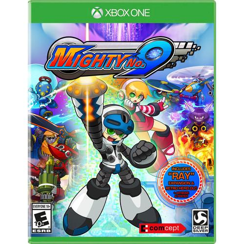 SQUARE ENIX  Mighty No. 9 (Xbox One) D1261