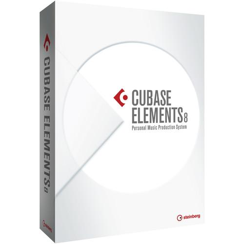 Steinberg Cubase Elements 8 - Personal Music Production 45559