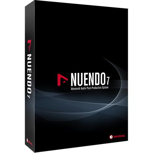 Steinberg Nuendo 7 - Audio Post-Production Software 45797