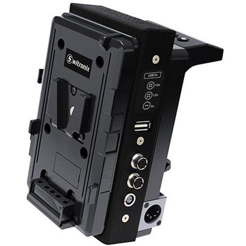 Switronix JP-V-FS7 V-Mount JetPack for Sony FS7 Camera JP-V-FS7