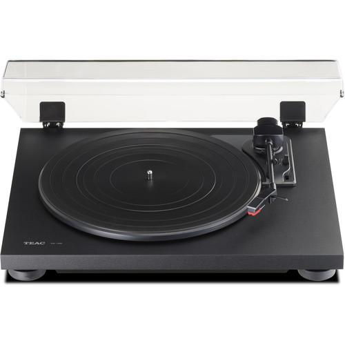 Teac TN-100 Belt-Drive Turntable with Preamp and USB TN-100-B