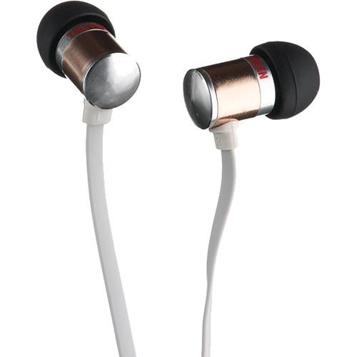 Telefunken TH-100c Noise Isolating Earphones (Copper) TH-100C