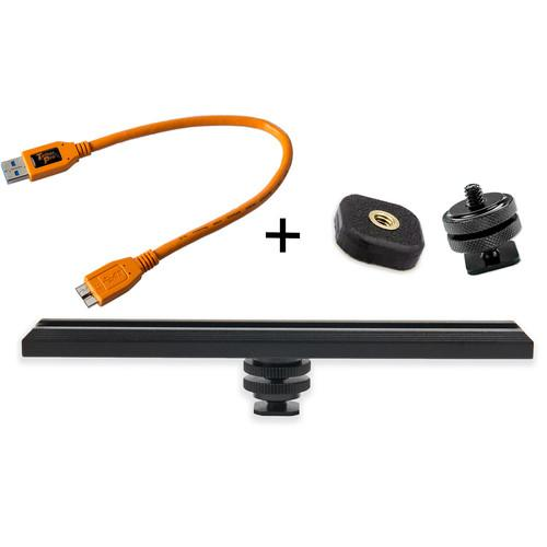 Tether Tools CamRanger Camera Mounting Kit with USB RS317ORGKT