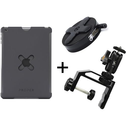 Tether Tools WU2BLK25 iPad Utility Mounting Kit WU2BLK25