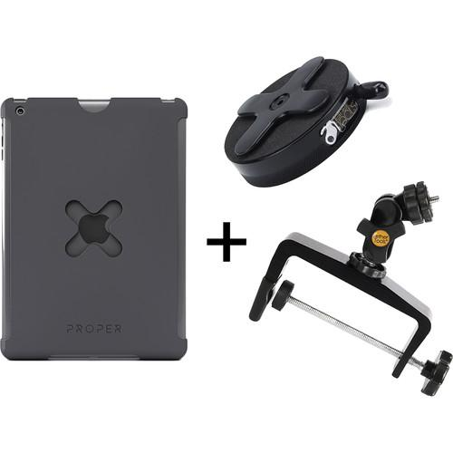 Tether Tools WU3BLK40 iPad Utility Mounting Kit WU3BLK40