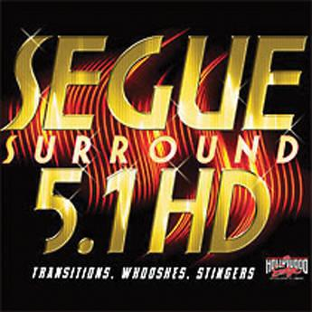 The Hollywood Edge Segue Surround 5.1 HD Sound HE-SEGHD-2496HDP