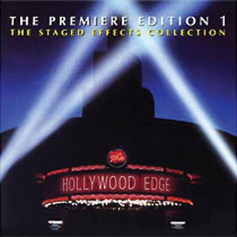 The Hollywood Edge The Premiere Edition Volume 1 HE-PE1-1644HDM