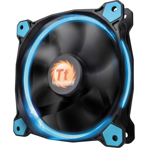 Thermaltake Riing 12 LED 120mm Radiator Fan CL-F038-PL12BU-A