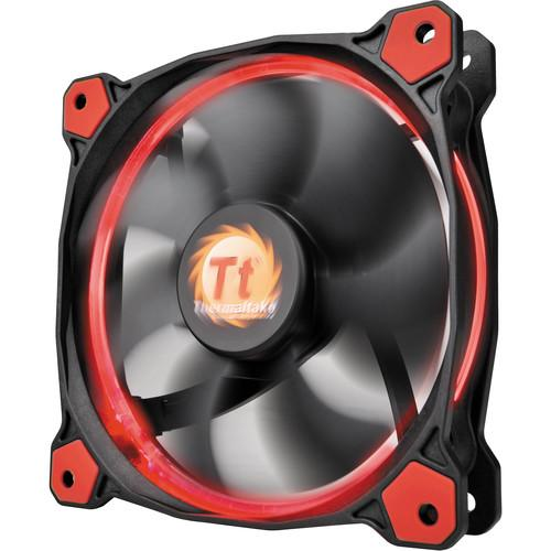Thermaltake Riing 12 LED 120mm Radiator Fan CL-F038-PL12RE-A