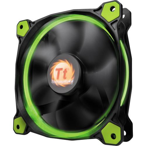 Thermaltake Riing 14 LED 140mm Radiator Fan CL-F039-PL14GR-A