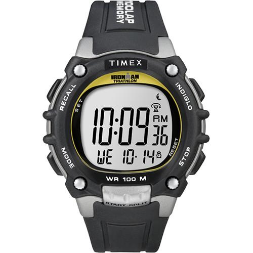 Timex  IRONMAN 100-Lap Fitness Watch T5E2319J
