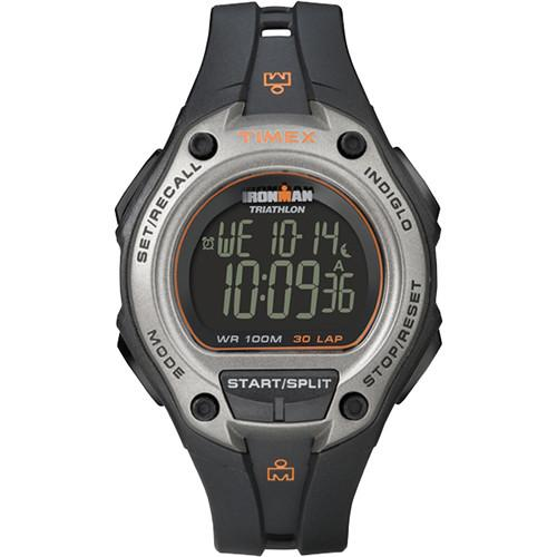 Timex IRONMAN 30-Lap Fitness Watch (Black) T5K7589J