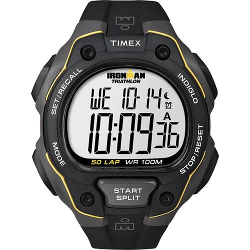 Timex  IRONMAN 50-Lap Fitness Watch T5K4949J