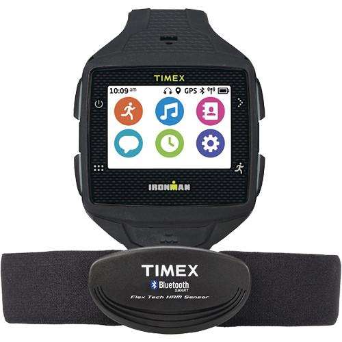 Timex IRONMAN ONE GPS  Smart Fitness Watch TW5K89100F5