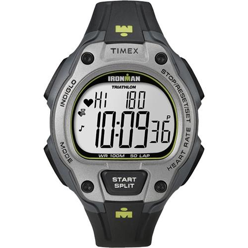 Timex IRONMAN Road Trainer Fitness Watch with Heart T5K719F5