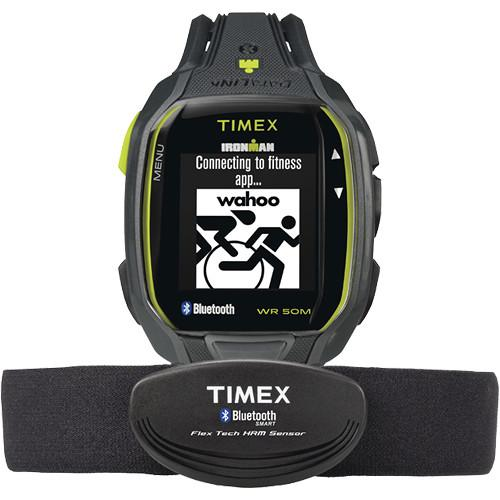 Timex IRONMAN Run x50  Fitness Watch with Heart Rate TW5K88000F5