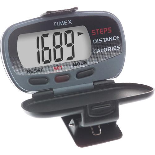 Timex Step/Distance Pedometer and Calorie Tracker T5E011M8