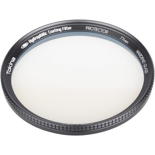 Tokina 77mm Hydrophilic Coating Protector Filter TC-HYD-R770