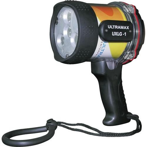 ULTRAMAX ULTRAPOWER-II 6W LED Wide-Angle Video Dive Light UXLG-1