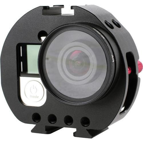 Varavon Armor GoPro Standard Cage with UV Lens Filter AM-GOPRO