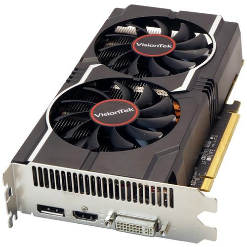 VisionTek  Radeon R7 370 Graphics Card 900807