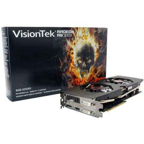VisionTek  Radeon R9 390X Graphics Card 900810