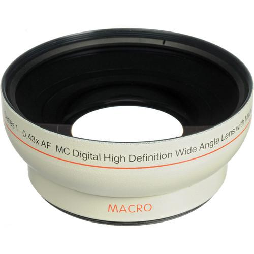 Vivitar 0.43x Wide Angle Lens Attachment for 67mm VIV-PRO-67WR