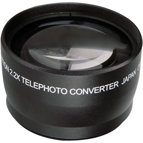 Vivitar 43mm 2.2x Telephoto Attachment Lens VIV-43T
