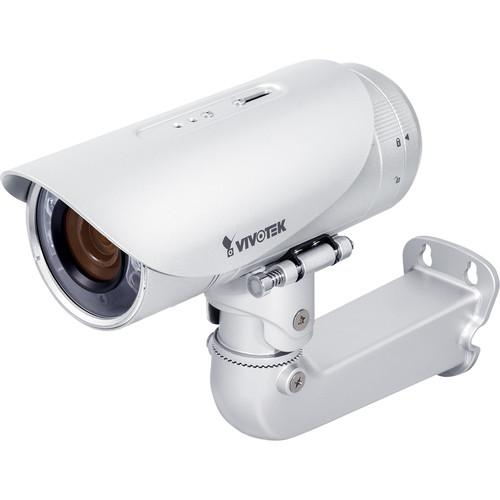 Vivotek 3MP Indoor/Outdoor Network Bullet Camera with 3 IP8371