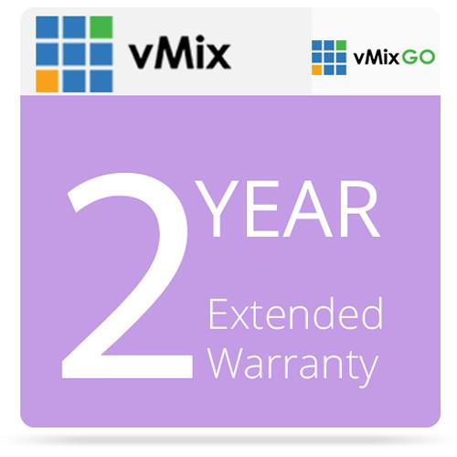 vMix 2-Year Extended Hardware Warranty for vMix SCSI-GOWARRANTY