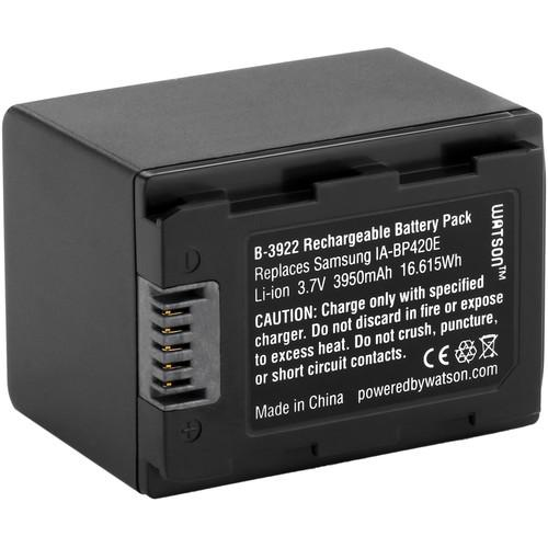 Watson IA-BP420 Lithium-Ion Battery Pack (3.7V, 3950mAh) B-3922