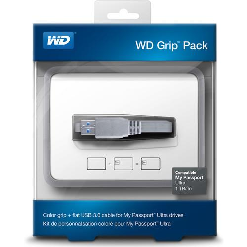 WD Grip Pack for 1TB My Passport Ultra (Smoke)