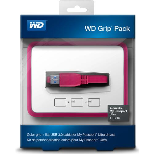 WD Grip Pack for 1TB My Passport Ultra WDBZBY0000NPM-NASN