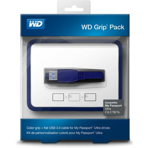 WD Grip Pack for 2TB & 3TB My Passport WDBFMT0000NBA-NASN