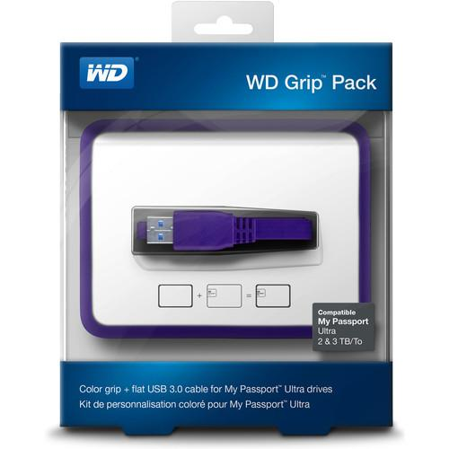 WD Grip Pack for 2TB & 3TB My Passport WDBFMT0000NPL-NASN