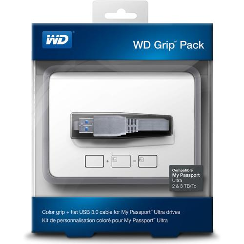 WD Grip Pack for 2TB & 3TB My Passport WDBFMT0000NSL-NASN