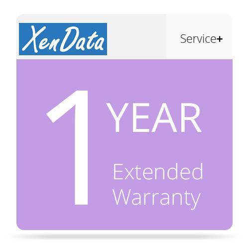XenData 1-Year Extended Warranty for SXL-8 System 106167