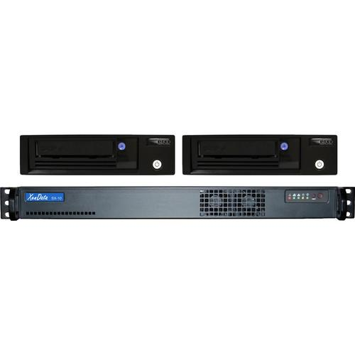 XenData SXL-2 Archive System with SX-10 Archive Appliance 207194