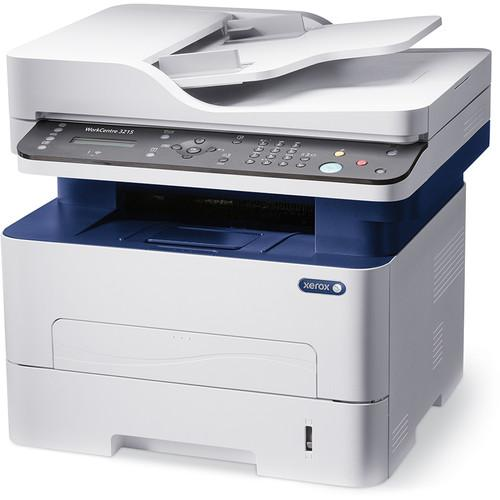 Xerox WorkCentre 3215 Monochrome All-in-One Laser Printer