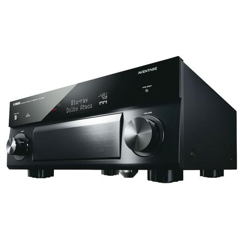 Yamaha AVENTAGE RX-A1050BL 7.2-Channel Network AV RX-A1050BL