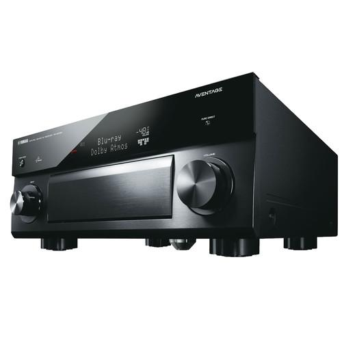 Yamaha AVENTAGE RX-A2050BL 9.2-Channel Network AV RX-A2050BL