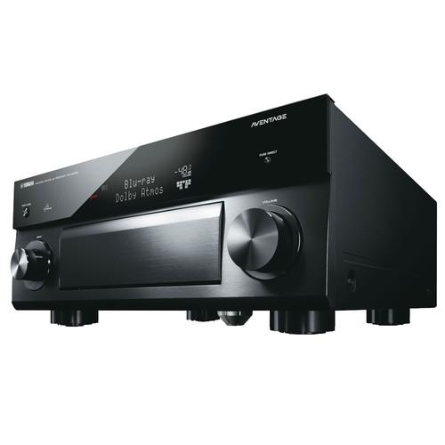 Yamaha AVENTAGE RX-A3050BL 9.2-Channel Network AV RX-A3050BL