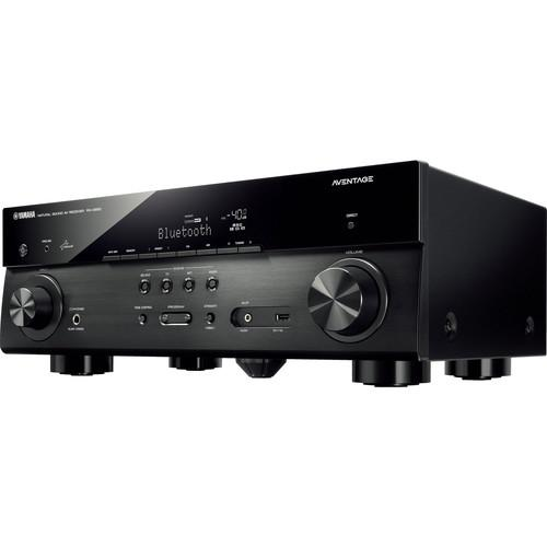 Yamaha AVENTAGE RX-A550BL 5.1-Channel Network AV RX-A550BL