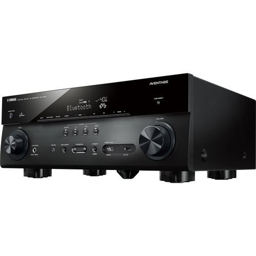Yamaha AVENTAGE RX-A750BL 7.2-Channel Network AV RX-A750BL