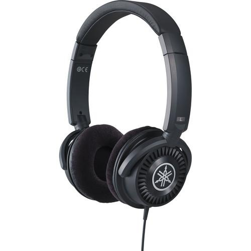 Yamaha HPH-150B Open-Air Stereo Headphones (Black) HPH-150B