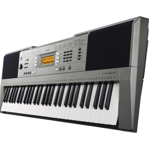 Yamaha PSR-E353 Portable Keyboard with Survival Kit PSRE353 KIT