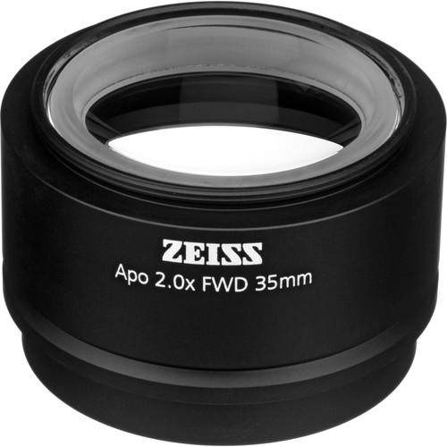 Zeiss 2x Front Lens Attachment for Zeiss Stemi 435264-9200-000