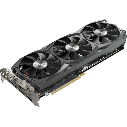 ZOTAC GeForce GTX 980 Ti AMP! Graphics Card ZT-90503-10P