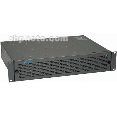 AJA FR2D 2-RU 10-Slot Frame 100W Dual Power Supply FR2D